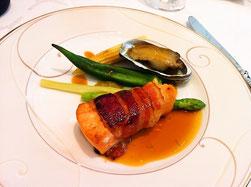 ララシャンス博多の森お魚料理