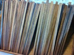 木のお箸原型