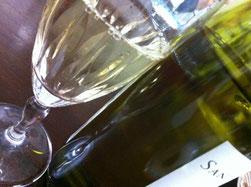 節分に白ワイン