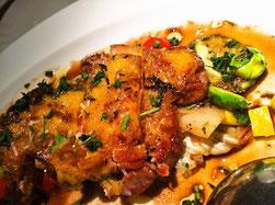 デルヴェッキオ鶏料理