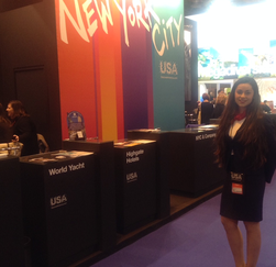 HOSTESSES IN FITUR - USA