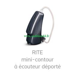 Appareil auditif mini contour RITE