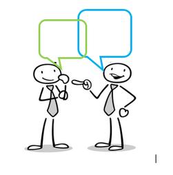 Kommunikation verbessern, Business, Geschäft, Praxis, Team,