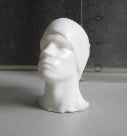 3D Druck CAD Modell, Höhe: 25mm