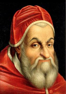 Felice Peretti né le 13/12/1521 à Grottammare, dans la province d'Accolé Piceno - mort à Rome le 27 août 1590 ,ildevient le 227epape de l'Église catholique le 24 avril 1585 sous le nom deSixteV