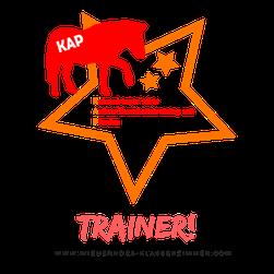 Zertifizierte KAP Aufmerksamkeitstrainer mit Pferd