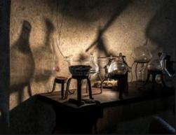 The Alchemists' dinner