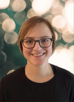 Onlinemarketing-Spezialistin Sabine Oettrich. Arbeitet bei der Werbelinie in Bern.