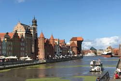 Gdańsk y su Ciudad Principal