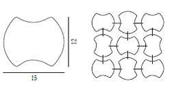 Meteore Poesia Idra Crystal Crystallo Kristall Glasvorhänge Murano Glass Curtains Shop Deco Glas Vorhang Glaselemente Innendekoration Cristal Modularelemente Glasgardinen Kristallvorhänge Raumteiler visual merchandising Österreich Glasbausteine-center.de