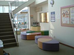 山西ミュージックスクール:ロビー 天草 音楽 ピアノ 教室