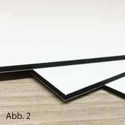 3mm Aluverbundplatte