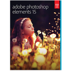 Adobe Photoshop Elements 15 disponible ici.