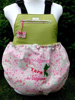 Sommertasche aus Baumwolle