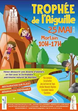 Trophée de l'Aiguille - Mortain, samedi 25 mai