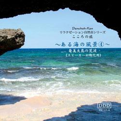 自然音CD・'ある海の風景'《奄美大島の荒波》