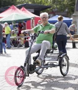 DIe e-motion e-Bike Welt beim internationalen Sport und Kulturfest