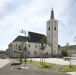 Pfarrkirche von Ober-Grafendorf