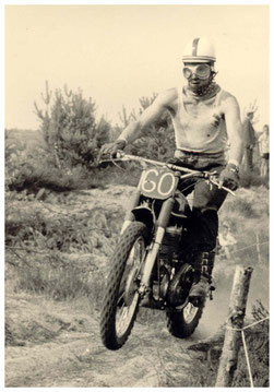 Jef in Hechtel 1959