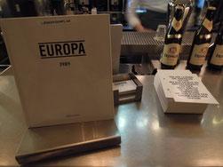 """Impression aus dem Café """"Europa 1989"""" in Kopenhagen. Foto: C. Schumann, 2019"""