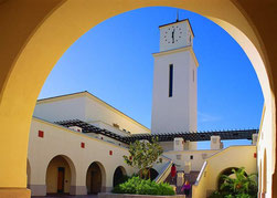 Campus der San Diego State University