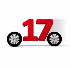 Begleitetes Fahren mit 17