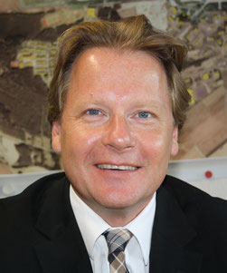 Hahn MD Markus Bunk sees a slight upwards trend in cargo after dips in the recent past  /  source pictures: hs