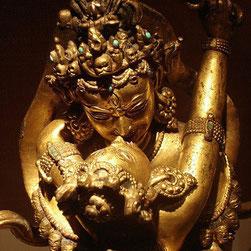 El Tantra, sexo sagrado.