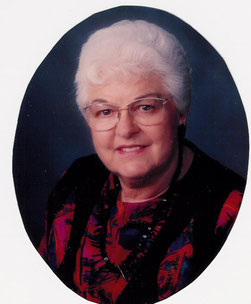 "photo of ""Ginny"" Virginia H. Jahnke 1928 - 1998"