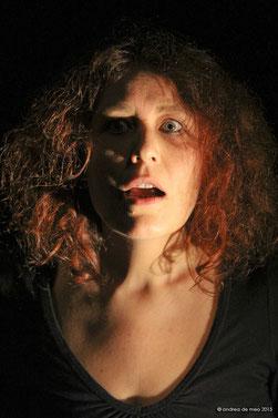 Silvia Martorana Tusa. Foto di Andrea de Meo