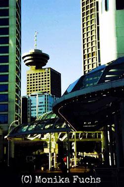 Downtown Vancouver (C) Monika Fuchs