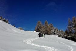 Schneeschuhtouren Nähe Zürich, Tourguide Zürich