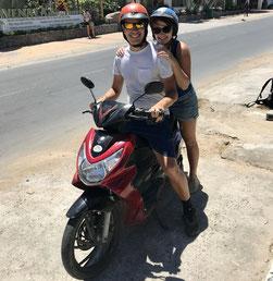 scooter vietnam
