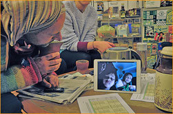 Zeitung Prenzlauer Berg MagazinPrenzlauer Berg wird internationaler. Der Stadtteil, dessen Anteil an Nicht-Deutschen unter dem berlinweiten Durchschnitt liegt, holt auf. Es sind vor allem junge, gut ausgebildete Menschen, die ihn zu ihrem neuen dauerhafte