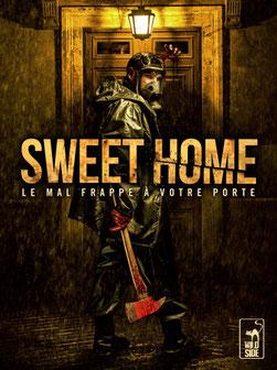 Sweet Home de Rafa Martinez - 2015 / Horreur