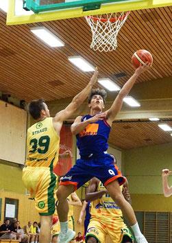 War abermals für die Highlights zuständig: Damian Cortes Rey. (Foto: Fromme)