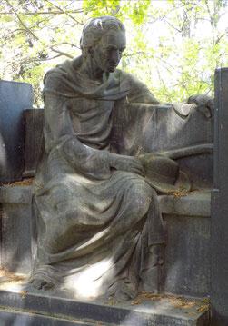 Pilger Hempel Trinitatisfriedhof Bild: Susann Wuschko