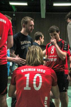 Trainer Matthias Gilch hat Bremen 1860 zur Vizemeisterschaft in der Volleyball-Regionalliga geführt. (Foto: Bremen  1860)