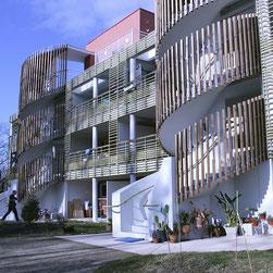 Rue Terra Arte, Bayonne (64), habitat participatif, Le COL