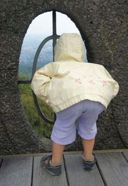 Bild: Neugieriges Kind