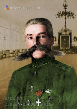 Мамантов Константин Константинович, 1919 год, Новочеркасск, Донская Армия, Рейд Мамантова,