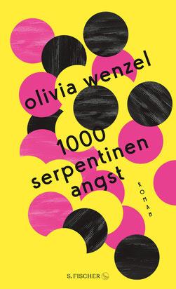 1000 Serpentinen Angst von Olivia Wenzel