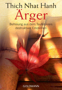 Ärger - Befreiung aus dem Teufelskreis destruktiver Emotionen von Thich Nhat Hanh - Psychologie