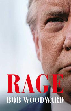 Rage by Bob Woodward  - Bestseller