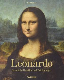 Leonardo da Vinci - Sämtliche Gemälde von Frank Zöllner
