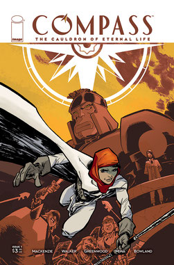 Cover by Justin Greenwood, Brad Simpson, and Eric Trautmann