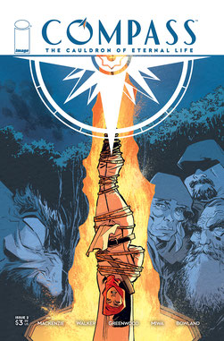 Cover by Justin Greenwood, Brad Simpson, and Eric Trautmann.