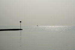 20 Ozean im Nebel/Ocean in fog