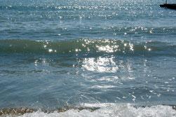 27 Reflexionen im Wasser/Reflections in the water