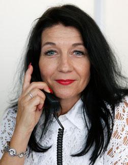 Daniela Bandi, Immobilienbewirtschafterin bei der Firma Lotus Bern GmbH in Münsingen.